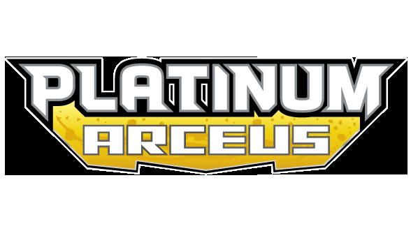 Platine : Arceus