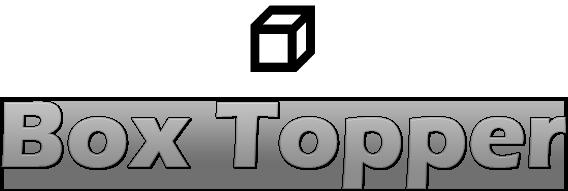 Box Topper