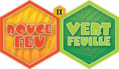 EX : Rouge Feu & Vert Feuille