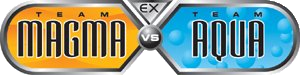 EX : Team Magma VS Team Aqua