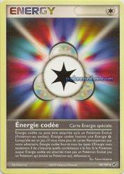 Énergie codée