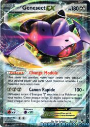 Genesect-EX