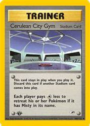 Cerulean City Gym