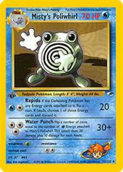 Misty's Poliwhirl