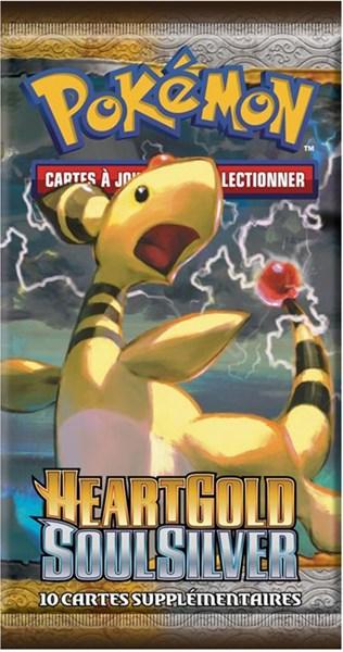 Booster Pokemon Heartgold Soulsilver Pharamp Version Francaise Neuf