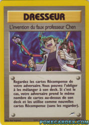 L'invention du faux professeur Chen