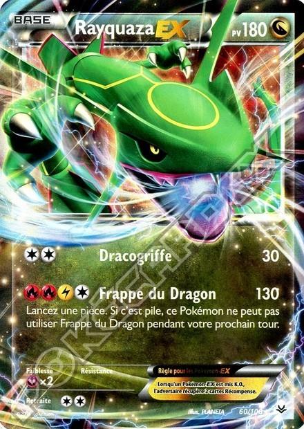 Une danse avec les dragons pok cardex forum - Carte pokemon fee ...