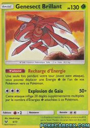 Genesect Brillant
