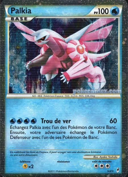 Toute les cartes rare de Pokemon 103