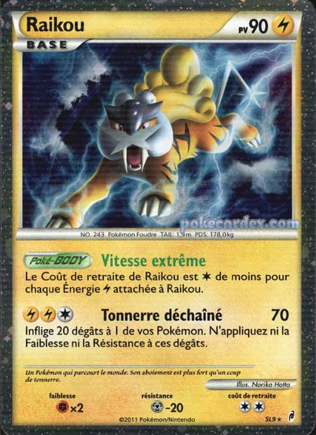 Toute les cartes rare de Pokemon 104