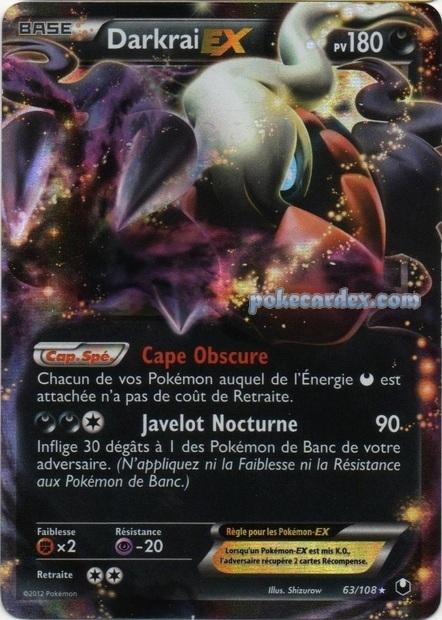 Toute les cartes rare de Pokemon 63