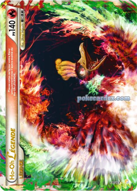 Toute les cartes rare de Pokemon 111