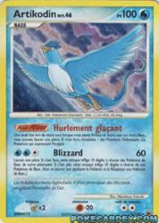 Pok cardex cartes pok mon diamant perle aube - Fossile pokemon diamant ...