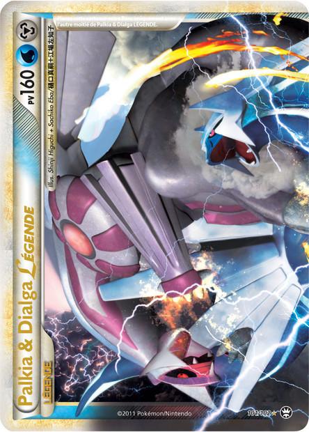 Toute les cartes rare de Pokemon 101
