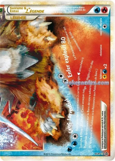 Toute les cartes rare de Pokemon 95