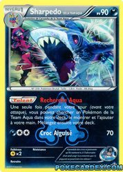 Sharpedo de Team Aqua