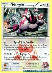 Mangriff de Team Magma
