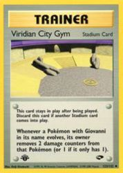 Viridian City Gym