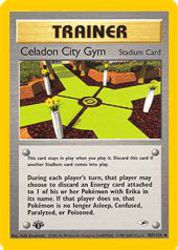Celadon City Gym