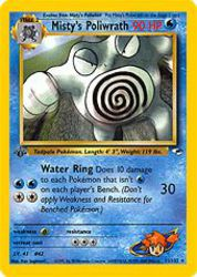 Misty's Poliwrath