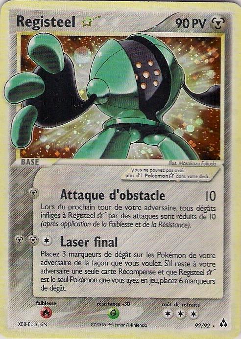 Votre collection de cartes Pokémon (JCC) 92