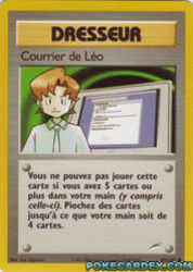 Courrier de Léo