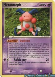 Metamorph (Mr.Mime)
