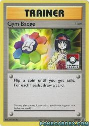 Gym Badge